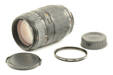 Quantaray AF 70-300mm F4-5.6 LD Lens For Nikon F Mount! Good Condition!