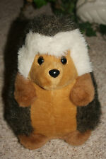 "Morbidelli De.Car Plush Hedgehog Stuffed Animal Toy Doll 10.5""   G1"