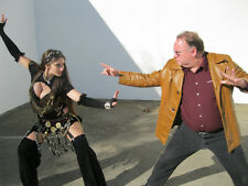 METAL GYPSY- ANGEL AVENGERS DVD JENNIFER TRIESTE, JOEL D. WYNKOOP Female Fights!