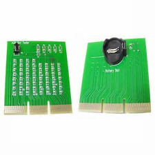 Sintech APG video card Slot motherbard pc Tester test Card