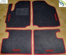 DAIHATSU SIRION tapis tapis de voiture + 4 décors + 4block