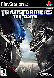 Transformers: The Game (PS2 PlayStation 2)