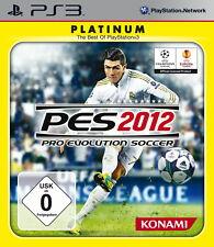 Sony ps3 juego-Pro Evolution Soccer 2012/pes 12 (de/en) (con embalaje original)