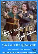 Abbott and Costello in Jack in the Beanstalk! DVD Color Bonus Feature