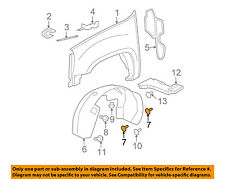 GM OEM Pick Up Box Bed-Wheelhouse Liner Retainer 11612035