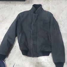 Abercrombie & Fitch Distressed Harrison Flight Deck Jacket Men's Size Medium!!!!