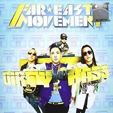 FAR EAST MOVEMENT - DIRTY BASS NEW CD