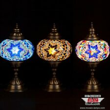Regular Style Turkish Mosaic Table Lamp (Large Size)