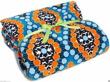 Vera Bradley XL Throw Blanket micro-fleece