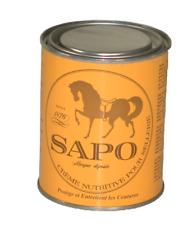 SAPO Cuir Graisse incolore 200 ml - (50110)