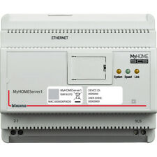 Web Server Bticino Myhomeserver1 Myhome Domotica materiale elettrico