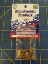 Mid America Products #221 Built Hammer Chassis Spring Steel Womp Kit 1//32 Slot