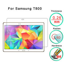 Screen Protector For Samsung Galaxy Tab S 10.5 T800 100% Genuine Tempered Glass