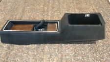 Ford XB Black Manual Center Console