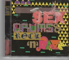 (FX934) Sex, Drums & Rock 'n' Rave - 2007 CD