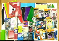 School And Office Supply Lot New