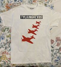New listing talking heads t shirt- Vintage 80s David Byrne New Wave