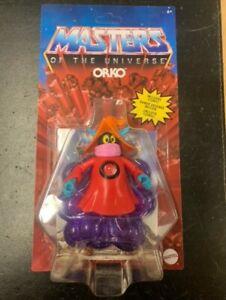 Masters Of The Universe Orko Origins Novo em folha na caixa