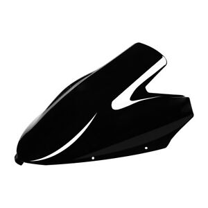 Black Windshield Windscreen Fit For Kawasaki NINJA ER-6F EX650R J A 2006-2008 07