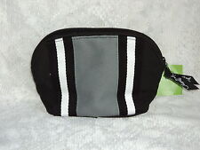 Vera Bradley Cosmetic Bag in Fanfare Color block  Zip-Closure Canvas  BIN $27