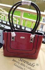 Serenade - Tailored Pearlescent Leather Handbag