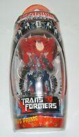Transformers OPTIMUS PRIME Titanium Series Die Cast Action Figure NIB