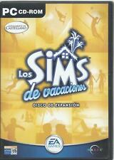 LOS SIMS DE VACACIONES (EXPANSION)