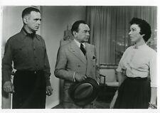 """PAUL STEWART EDWARD G. ROBINSON JOANNE DRU """"COLERE NOIRE"""" TUTTLE PHOTO CINEMA CM"""