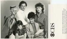 TERI COPLEY SHANNA REED VICTOR GARNER SMILE I HAD THREE WIVES 1985 CBS TV PHOTO