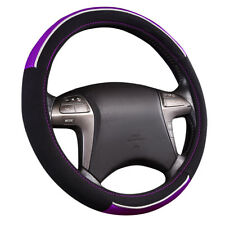 Universal car steering wheel cover sandwich gray 7 colors car accessory for girl