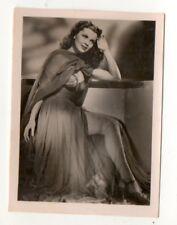 Rozanne Murray 1951 Greiling Film Star Series E Cigarette Card #177