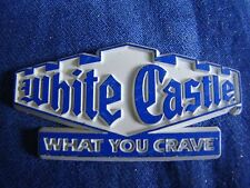 Vintage White Castle Restaurant Magnet - Eat Your Heart Out Harold and Kumar!!