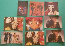 Cowboy Bebop Sticker Set