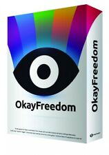 OkayFreedom VPN Premium 1 year key (PC, Region free) with unlimited traffic