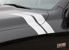 HEMI Hash Mark Stripes Vinyl Decal Graphics Kit 1500 2500 3500 Dodge Ram Charger