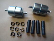 2 Pack Fuel Filters For Kubota Bx22 Bx23 Bx24 Bx25 Bx2200 Bx2230 Bx2350 Bx2660