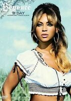 BEYONCE BDay Video Anthology (2000, DVD) VERY GOOD