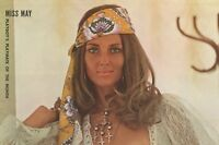 Playboy Centerfold May 1971 Janice Pennington Price is Right Beauty CF-ONLY