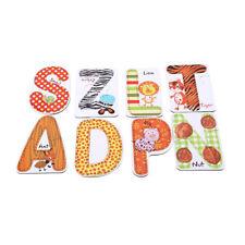 Paper Alphabet Flash Cards - 26Pcs A-Z Capital Letters For School Teachers Jian