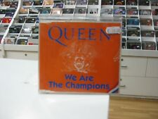 QUEEN CD SINGLE HOLLAND WE ARE THE CHAMPIONS / FRIENDS WILL BE FRIENDS 1994