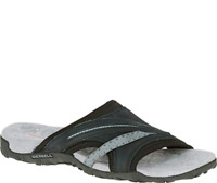 Merrell Women's Terran Slide II Sandal Black