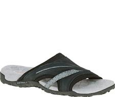 Merrell Womens Terran Slide II Sandal Black 8 M US