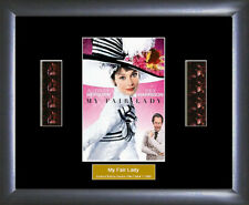 My Fair Lady : Audrey Hepburn Film Cell memorabilia - Numbered Limited Edition