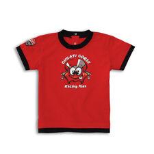 Ducati Corse Children Baby Kids short Sleeve T-Shirt New