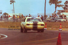 Ford Shelby GT 350 Mustang & Jerry Titus - winners Sebring 12 hrs 1967 – TransAm