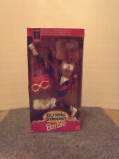 Barbie Olympic Gymnast 1995 MIB