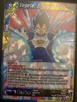 Dragon Ball Super Ultimate Evil Dark Prince Vegeta Union Force Foil BT2-009 R