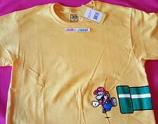 T-SHIRT SUPER MARIO BROS 30TH ANNIVERSARY TAILLE M SIZE M NEUF NEW