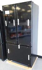 KitchenAid NEW Panel Ready 21.9 cu. ft. French-Door Refrigerator KFCO22EVBL