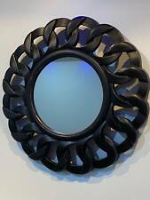 Round Designer Wall Mirror 0003022